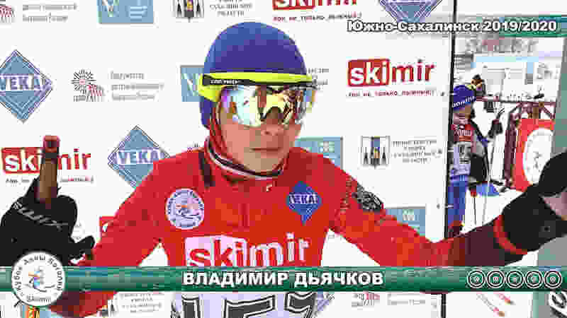 Юного биатлониста из Тамбова лично наградила двукратная Олимпийская чемпионка Анна Богалий