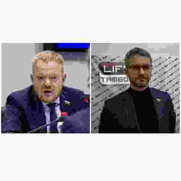 Александр Орионов и Константин Черкасов рассказали LifeTambov.ru, почему досрочно сложили полномочия в областной Думе ради городской