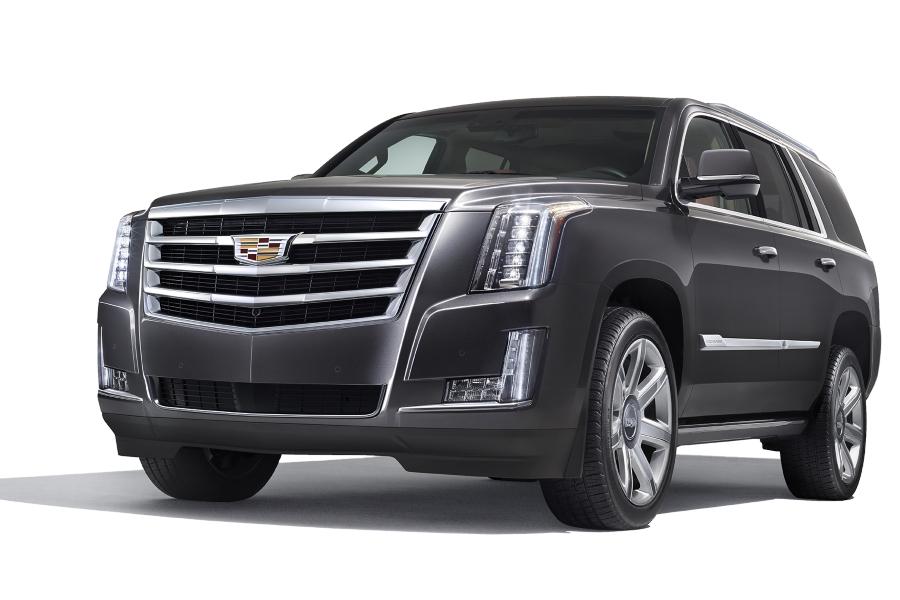 CARCADE предлагает Cadillac Escalade на три года без переплат