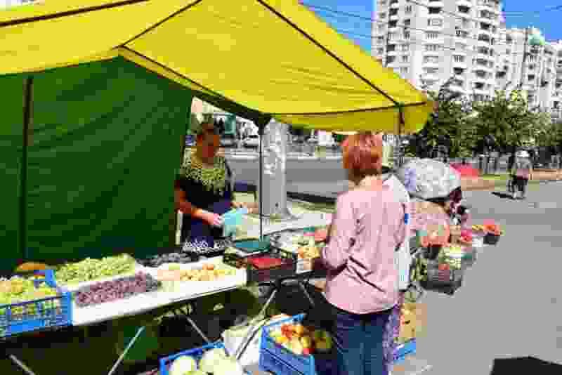 Чиновники снова проверили торговые точки на Чичерина в Тамбове