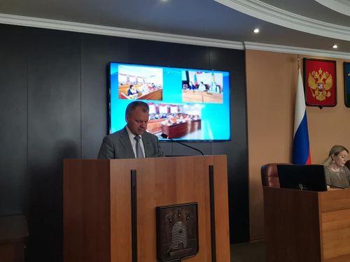 Десятки заседаний, сотни рассмотренных вопросов и принятых решений. Профильный комитет Думы подвел итог пятилетней работы.