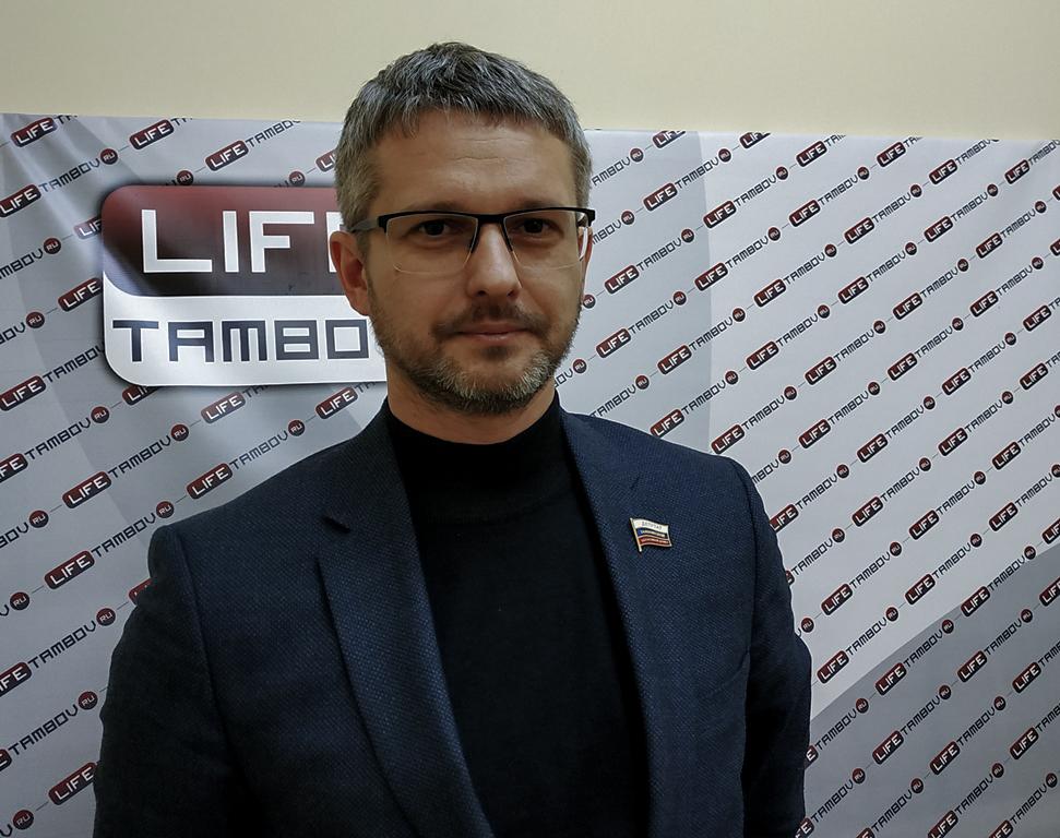 Два депутата Тамбовской областной Думы перейдут в городскую