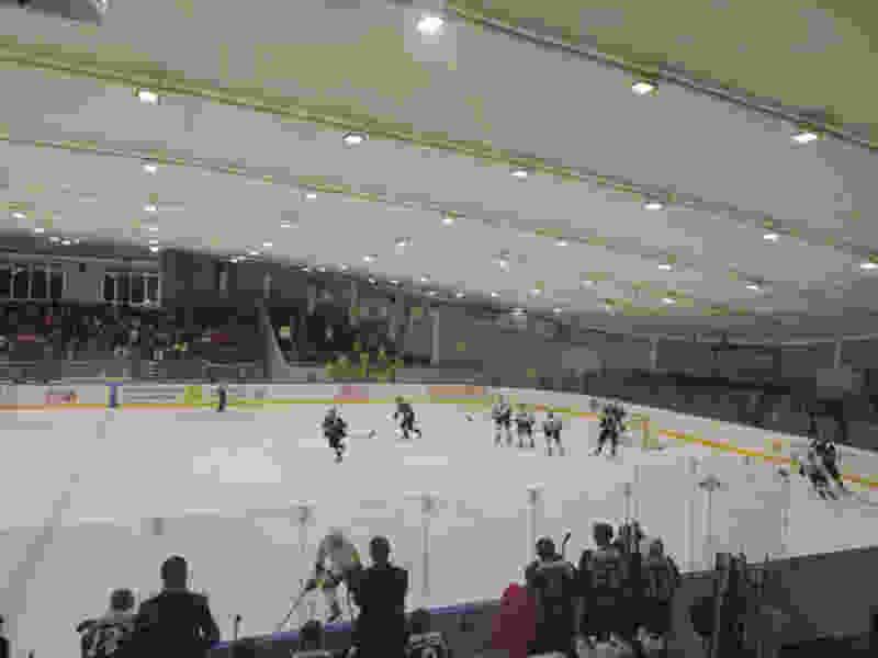 Хоккейный клуб «Тамбов» выиграл 4 игры из 4