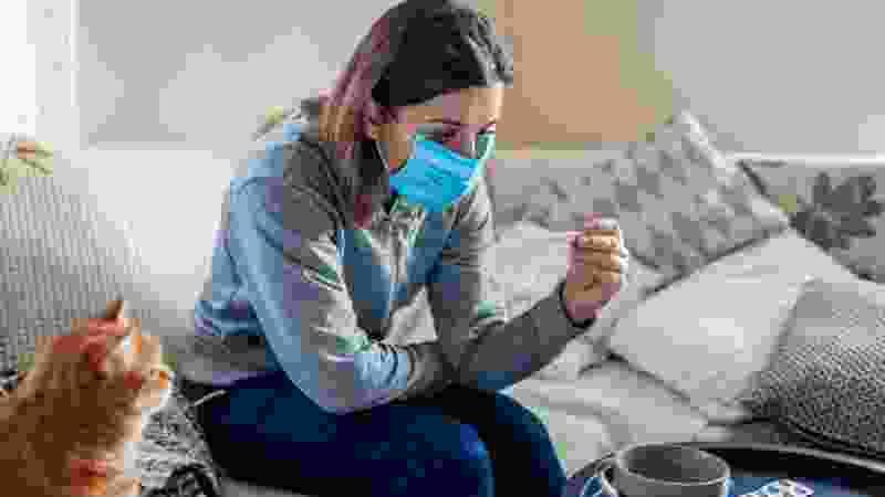 Количество заразившихся COVID-19 в Тамбовской области постепенно растёт