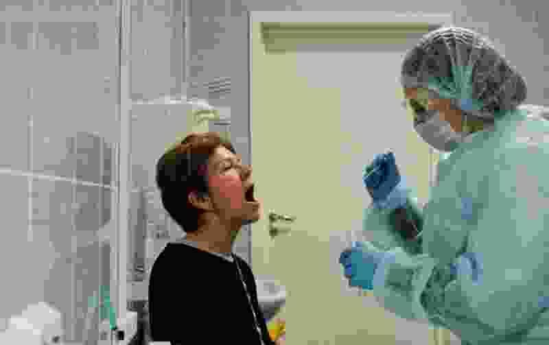 Коронавирусом заболело более 7 тысяч тамбовчан