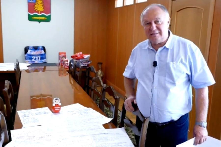 Котовчане дают наказы будущему губернатору