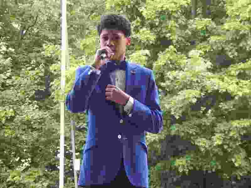 Мальчик-мулат из Тамбовской области вновь покорил жюри проекта «Ты супер!»