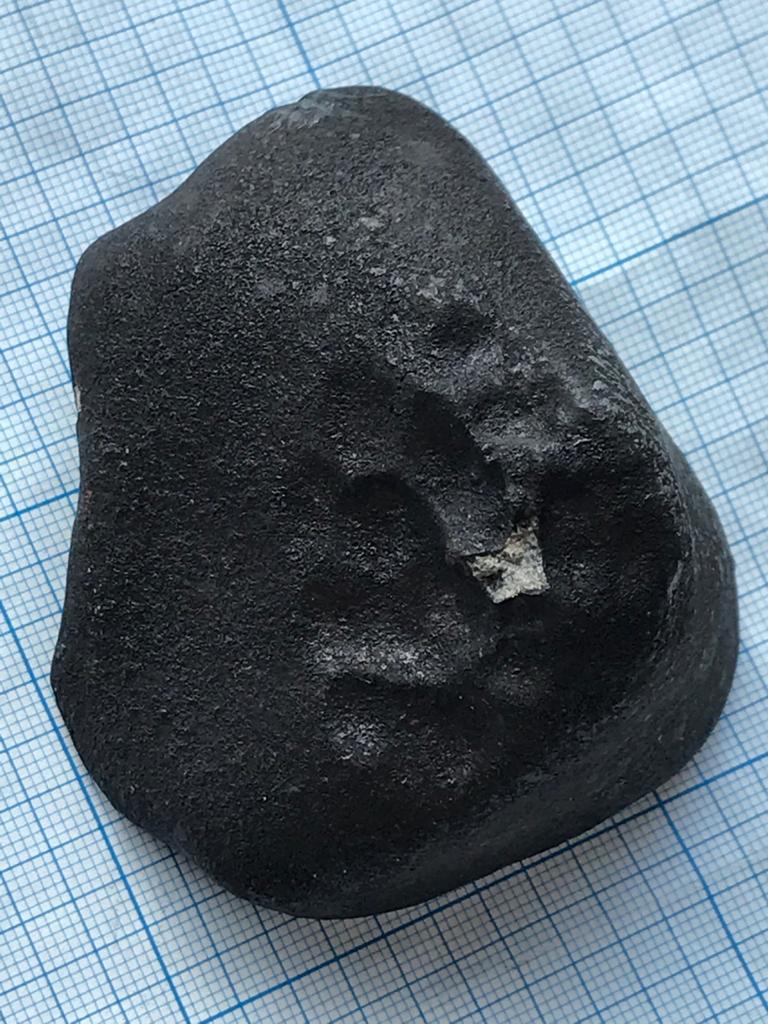 Метеорит, упавший на дом в Тамбовской области, передан в музей