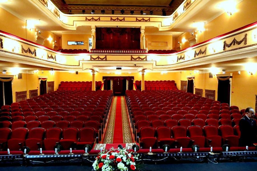 Мичуринский драмтеатр готовится к открытию нового театрального сезона