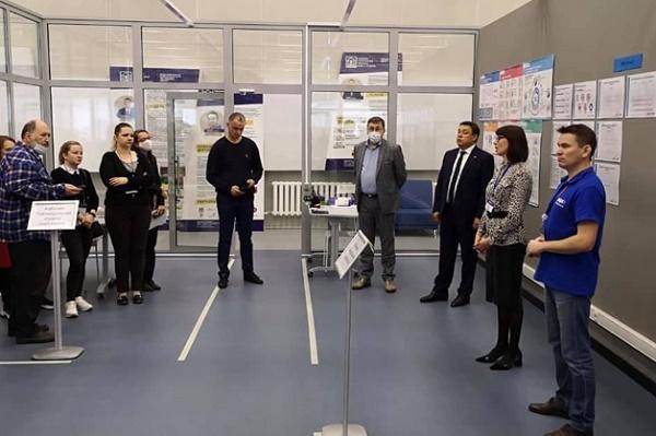 На базе ТГУ открылась Фабрика офисных процессов