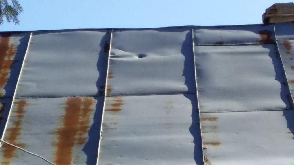 На крышу дома в Тамбовской области упал крошечный метеорит – его отправили в музей истории мироздания в Подмосковье