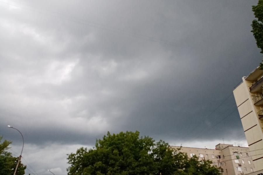 На территории Тамбовской области ожидается сильный ветер