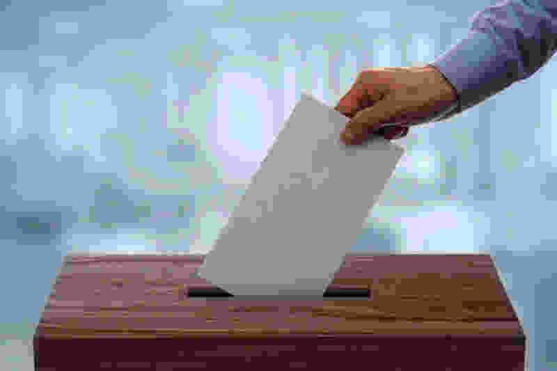 Областной избирком получил бюллетени для голосования на выборах