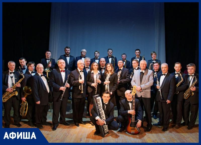 Оркестр имени Агапкина даст концерт в Олимпийском парке Тамбова