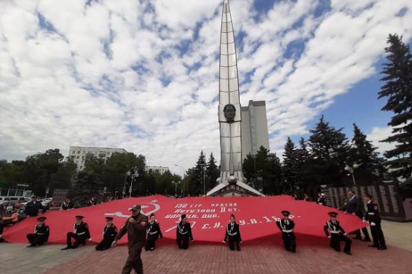 Отобщей Победы— кобщему миру! ВоВнуково прошел торжественный патриотический митинг