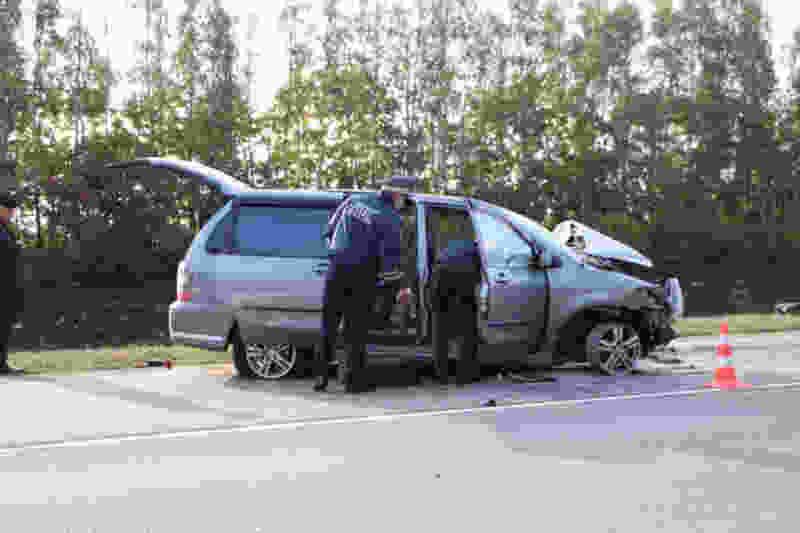 Под Тамбовом в автокатастрофе погибло трое, 4 человека пострадали