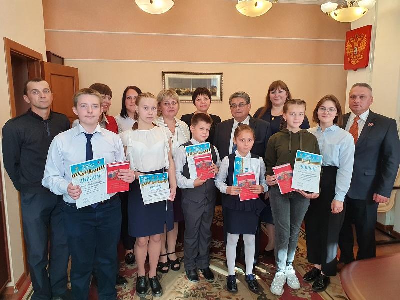 Подведение итогов ежегодного Всероссийского конкурса «Письмо солдату. О детях войны»