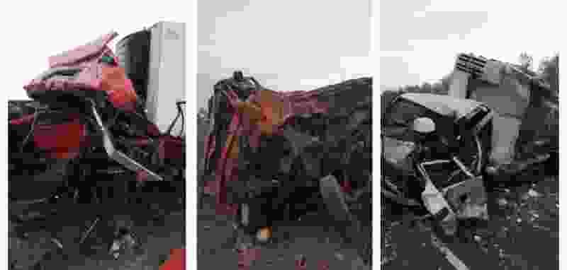 Появились подробности страшной аварии в Тамбовском районе