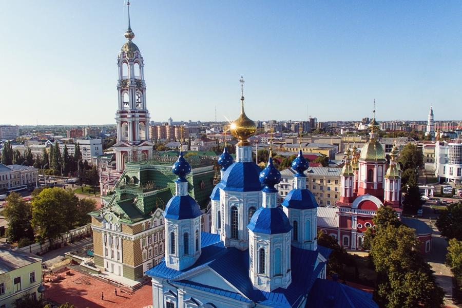 Православные тамбовчане отмечают День Веры, Надежды, Любови и матери их Софии