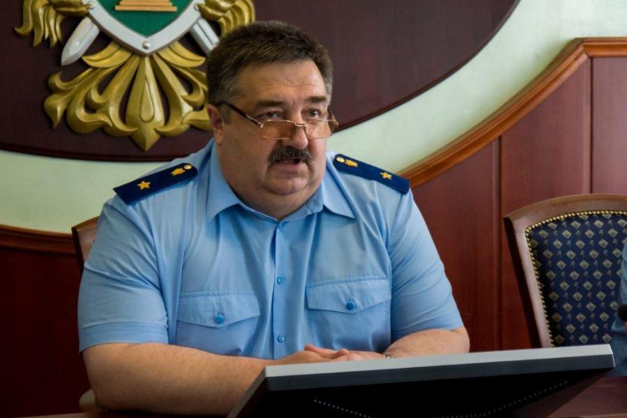 Прокурор области проведет личный прием жителей Мичуринска