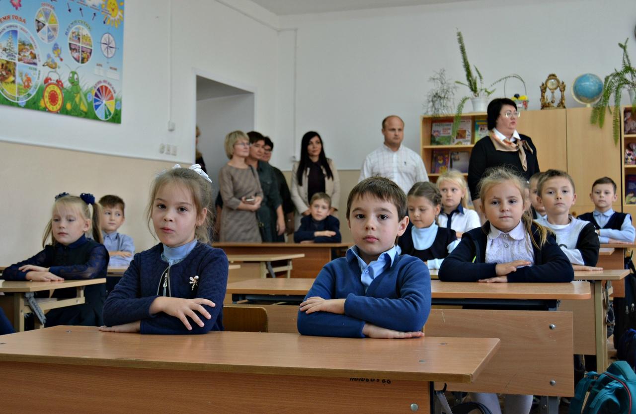 Рассказовский район с рабочим визитом посетила делегация областного управления образования и науки