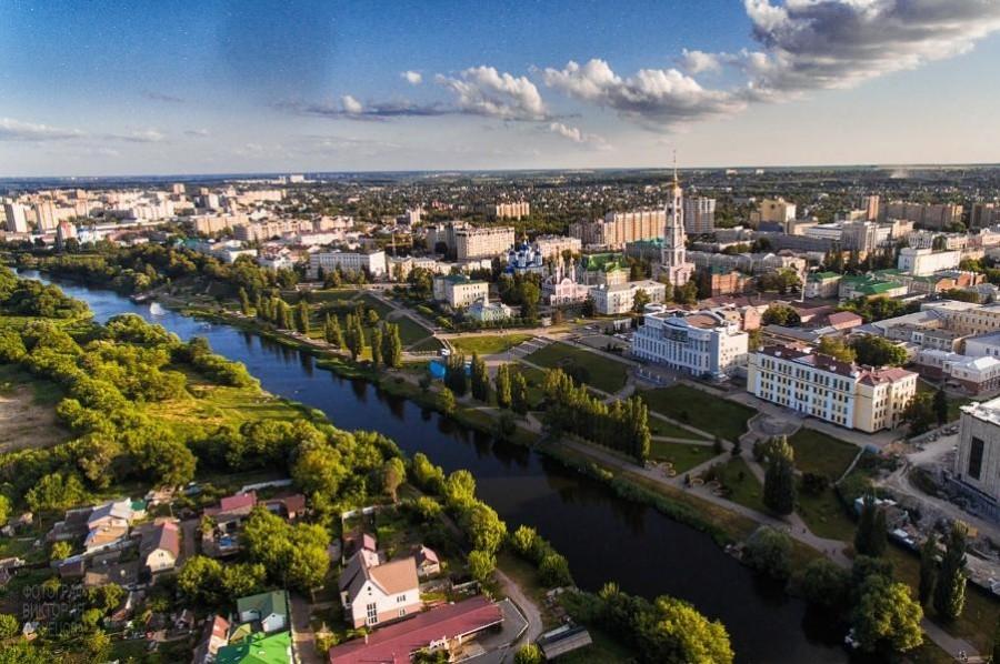 Сегодня празднуется День образования Тамбовской области