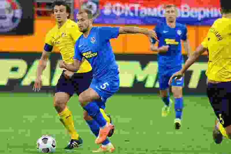 Спортивный директор ФК «Тамбова» подтвердил, что у клуба есть задолженность по зарплате перед игроками