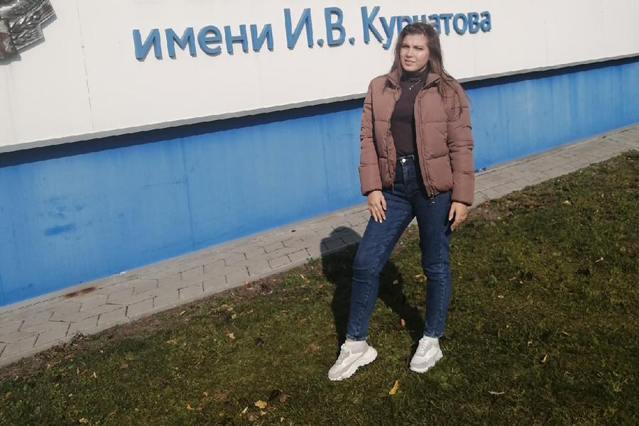 """Студентка из Тамбова победила в конкурсе """"Атом рядом"""""""