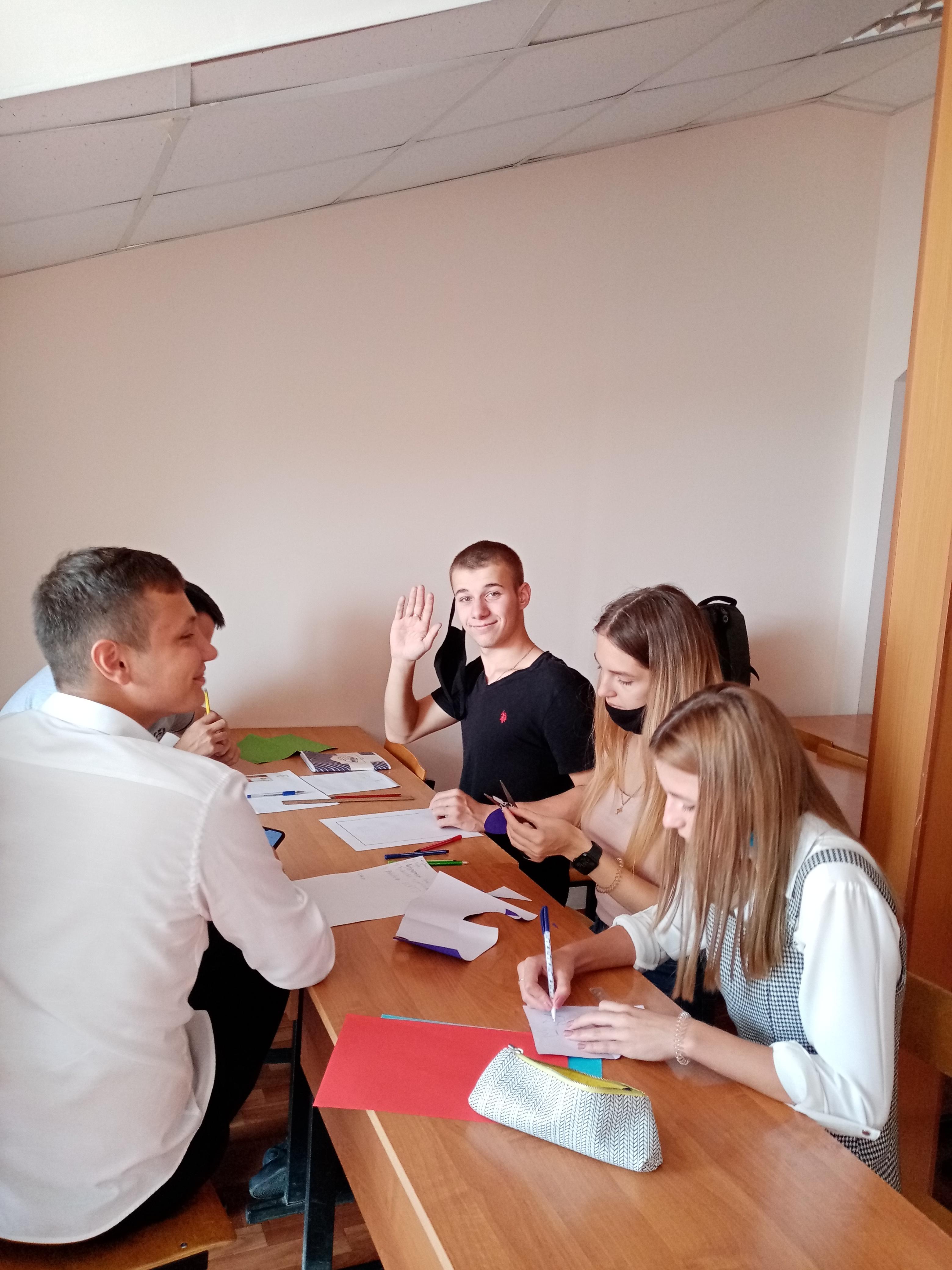 Студенты Тамбовского филиала РАНХиГС приняли участие в тренинге