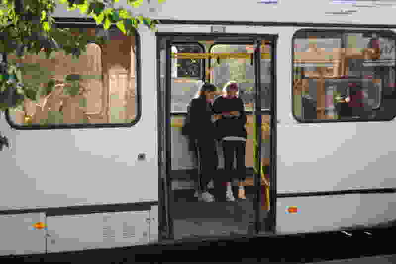Студенты ТГУ предложили изменить маршрут автобуса №56