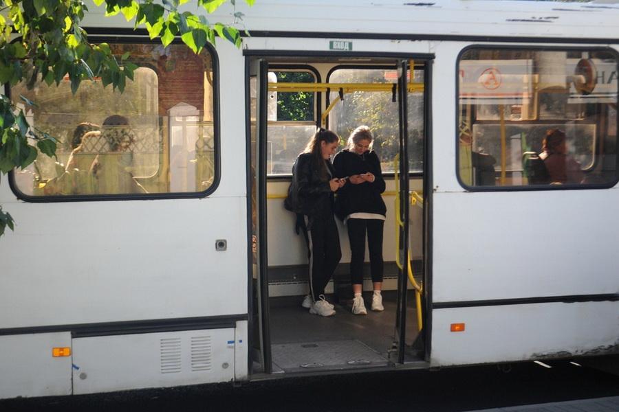 Студенты ТГУ просят изменить маршрут автобуса №56