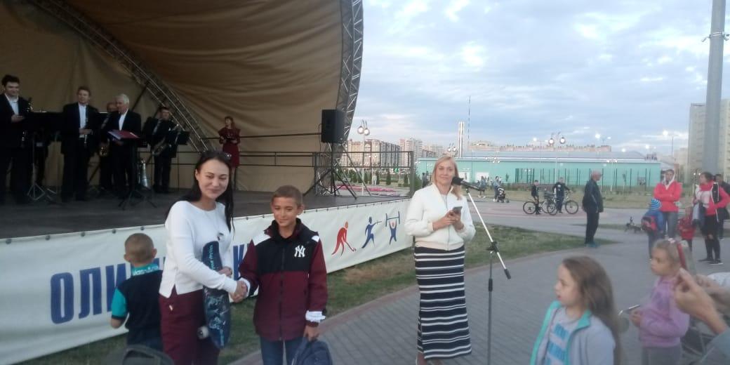 Тамбовчане признались в любви к Олимпийскому парку