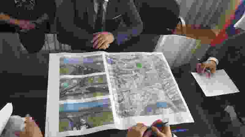 Тамбовские студенты предложили построить путепровод на въезде в город с Рассказовского шоссе, чтобы уменьшить число аварий