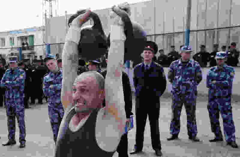 Тамбовские заключённые будут сдавать нормы ГТО