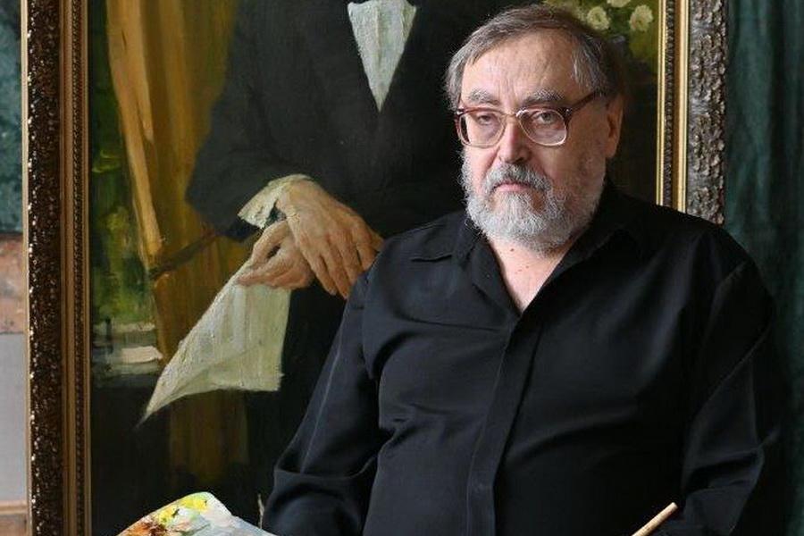 Тамбовский художник Алексей Харитонов удостоен областной премии