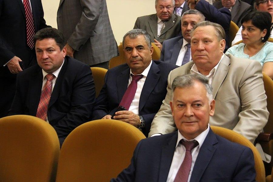 ТОП известных персон Тамбовщины, которые были на первой «инаугурации» Александра Никитина – что с ними стало за эти 5 лет