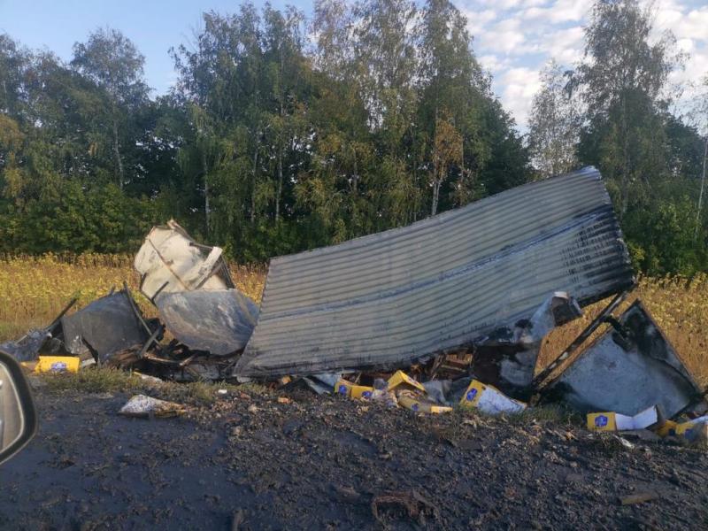 Тройное ДТП в Петровском районе: один человек погиб