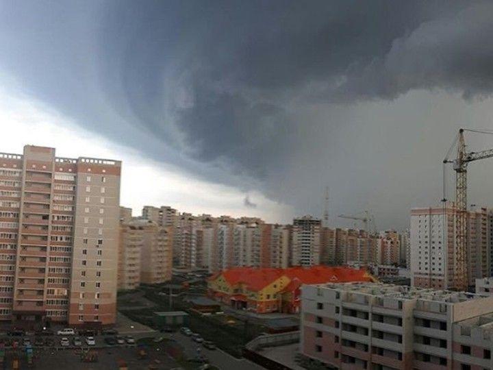 Ураган в Тамбовской области может повториться
