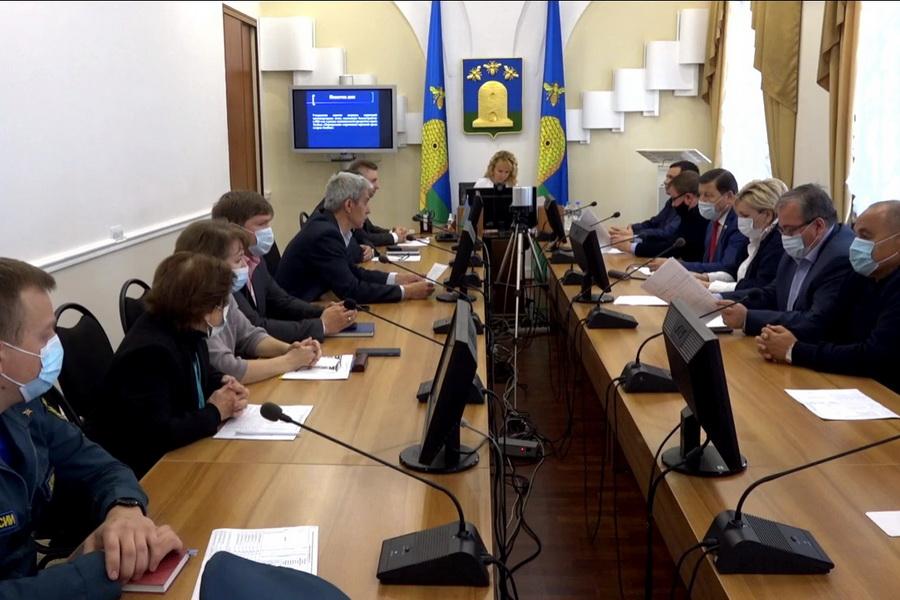 В администрацию Тамбова поступило 224 заявки на благоустройство дворовых территорий