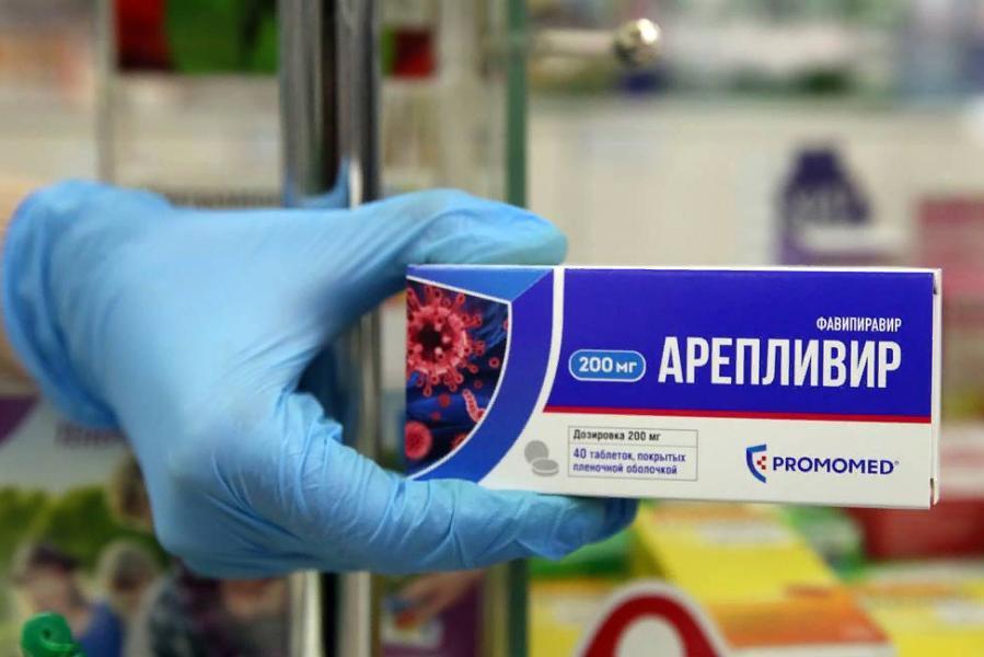 В аптеках начали продавать препарат от коронавируса