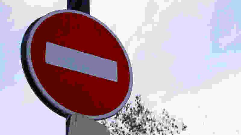 В ближайший понедельник движение транспорта в центре Тамбова будет ограничено