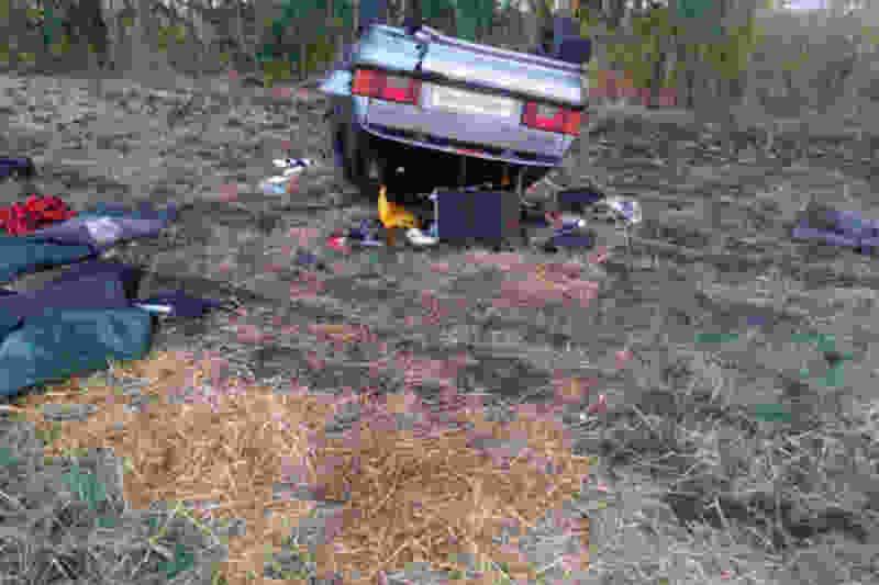 В Бондарском районе в тройной аварии погиб молодой водитель