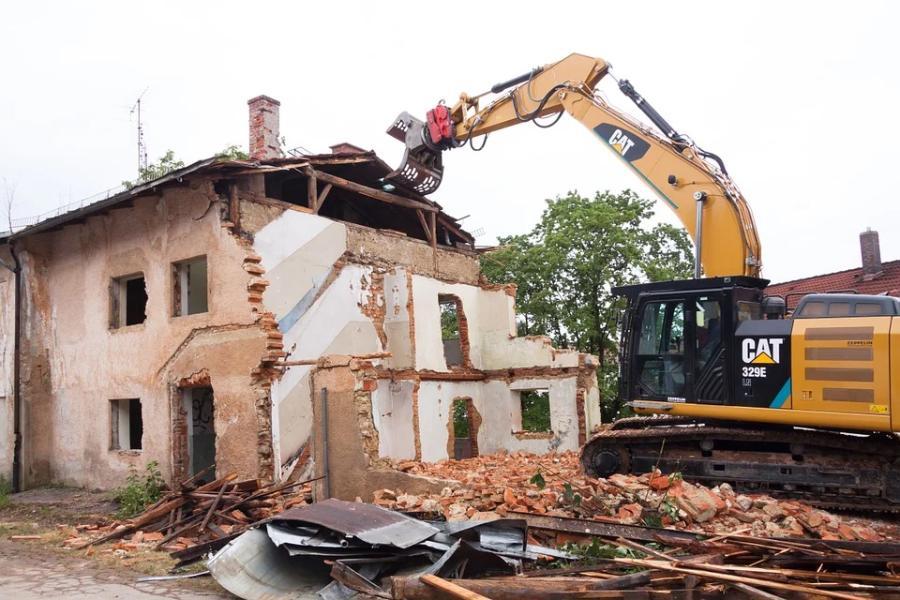 В Госдуму внесли законопроект о сносе и реконструкции жилья
