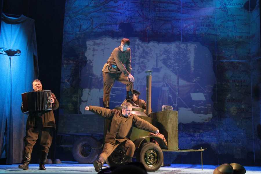 В Мичуринске готовятся к открытию театрального сезона