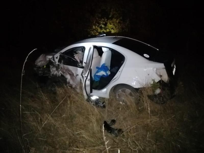 В Мичуринском районе в ДТП пострадала 14-летняя девочка