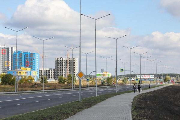 ВПензенской области открыли обновленные участки дорог