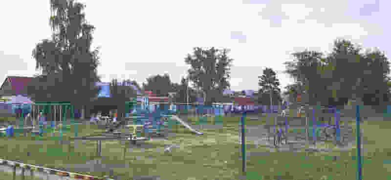 """В Покрово-Пригородном на месте детской площадки хотят построить """"Магнит"""""""