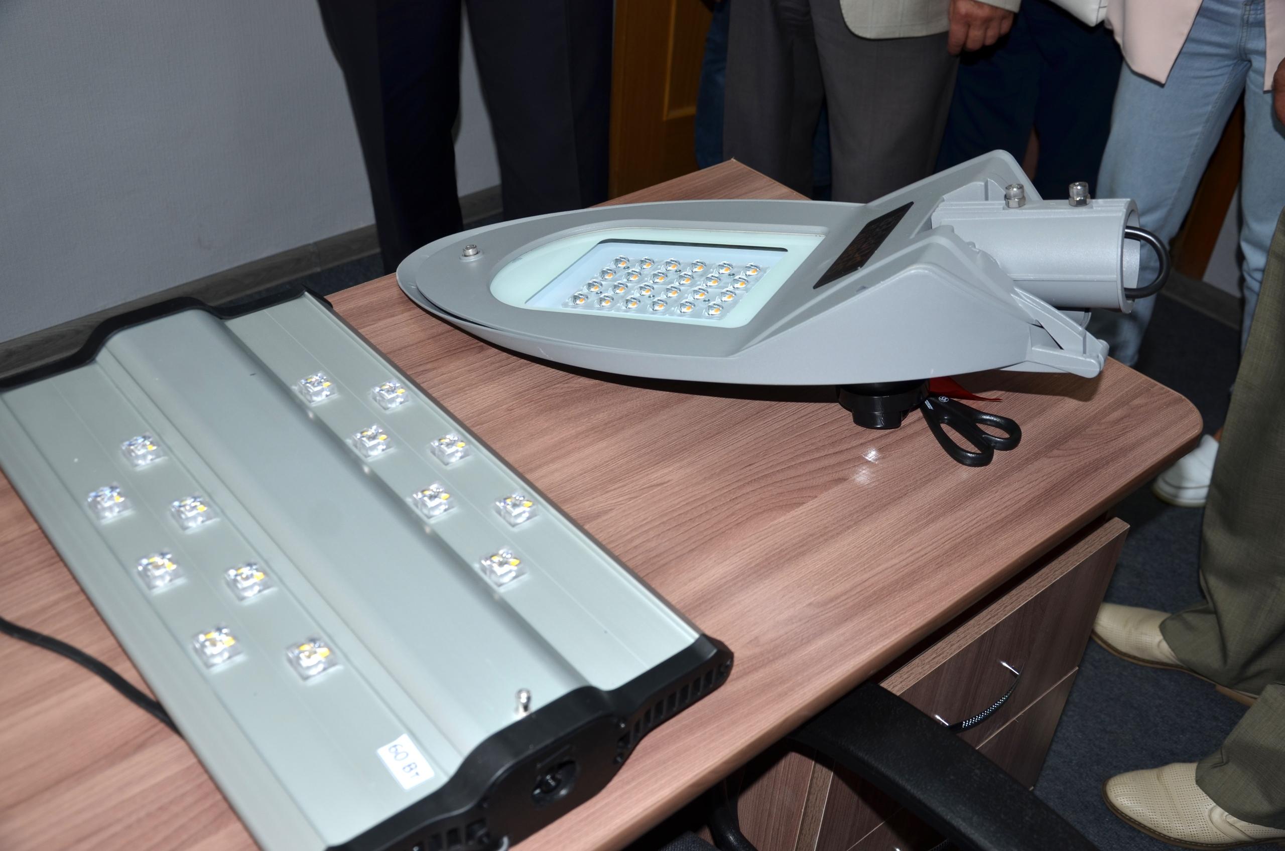 В Рассказово открылся Единый центр управления уличным освещением
