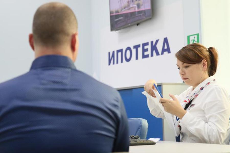 В России установлен рекорд по выдаче ипотеки