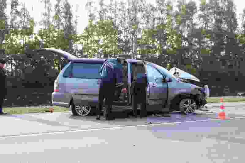 В сегодняшней аварии под Тамбовом погибли и пострадали жители Татарстана и Тольятти